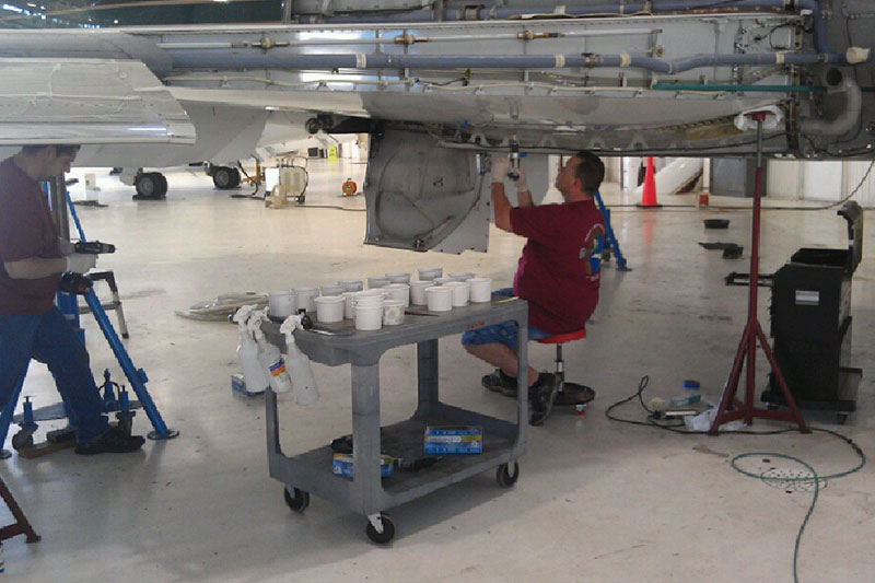 Types of aircraft fuel systems - Global Aircraft Service ...